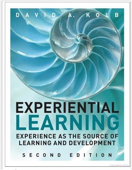 I Love David Kolb! Leadership Experiential Learning In Six Statements