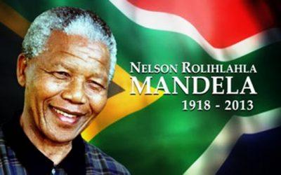 Goodbye Madiba, Hello 2014